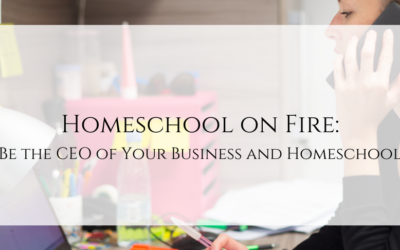 Homeschool on Fire: Get the Free ebook