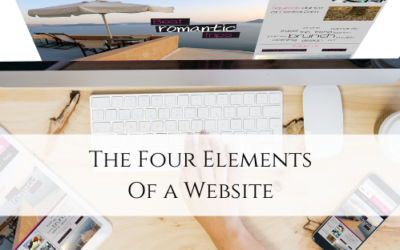 The 4 Elements of a Website